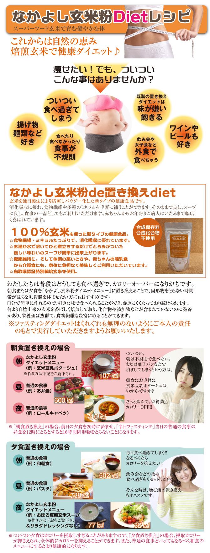 置き換えダイエットレシピ1